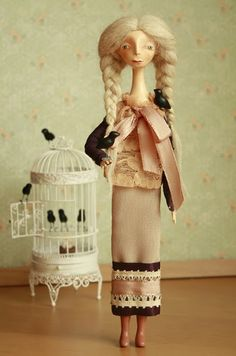 Flighty Naty: Dolls
