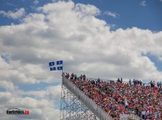 Car Critics - Who knew Canadians loved Formula One racing as much as the Europeans. Making its way for the first time in the season to the North American continent, the Formula 1 race held in Montreal Canada was certainly one to remember. #Quebec #F1 #Canadiangrandprix #Formula1 #FormulaOne #Montreal #MontrealGrandPrix