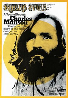 Dangerous Minds | Charles Manson Interview with Charlie Rose
