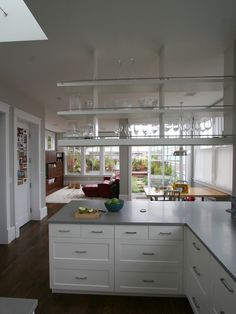 Modern Spaces Hanging Room Divider Screen Design, Pictures, Remodel, Decor and Ideas - page 9