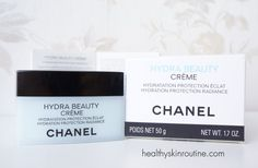 Chanel Hydra Beauty Crème Review