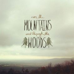 mountains inspiration - Google Search