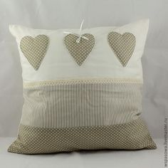 in a cottage kitchen xx Cute Cushions, Cushions To Make, Scatter Cushions, Handmade Pillows, Diy Pillows, Decorative Pillows, Throw Pillows, Cushion Covers, Pillow Covers