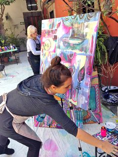 Anahata Katkin Blog, Flora Bowley workshop in Mexico. I attended this wonderful class with many talented women including Anahata