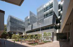 Escuela de Diseño Universidad de Melbourne / John Wardle Architects  + NADAAA