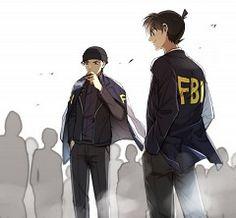 Let's spread Detective Conan to all over the world with us to get an anime stuff you want free. Anime Nerd, Manga Anime, Anime Guys, Magic Kaito, Noragami, Detective Conan Shinichi, Gosho Aoyama, Kaito Kid, Amuro Tooru