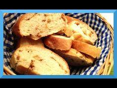 Ciabatta Bread Brot selber backen Rezept - http://back-dein-brot-selber.de/brot-selber-backen-videos/ciabatta-bread-brot-selber-backen-rezept/