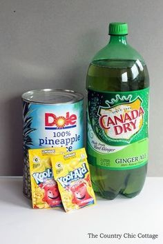 Make this lemonade party punch and impress your guests! Just a few ingredients and you will have a punch perfect for any party! Just Add Vodka :) Fruit Drinks, Smoothie Drinks, Non Alcoholic Drinks, Party Drinks, Cocktail Drinks, Beverages, Smoothies, Drinks Alcohol, Alcohol Recipes
