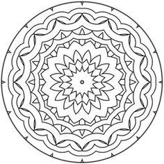 mandalas zum ausdrucken - Google-Suche