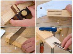 10 trucos de carpintería