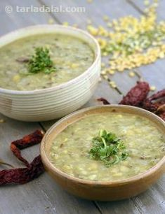 This flavoursome combination of three lentils and various spices is a good source of calcium, protein and iron for the mom-to-be. Enjoy it with rice variations or just dip your roti in it for a truly heady experience.