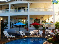 ¿Qué tal un #Lunes de #relax en este mágico lugar en la #isla de #SanAndrés ?  Te esperamos en la #HosteríaMarySol  #Piscina #Descanso #Tranquilidad #island #Vacation #Pool #Colombia