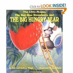 the little mouse the red ripe strawberry and the big hungry bear childs play intl singapore