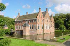 Menkemaborg in Uithuizen (Groningen)