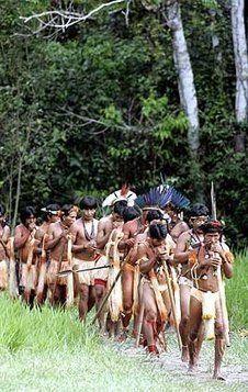 Amazonie : Le peuple oublié des Kayapo