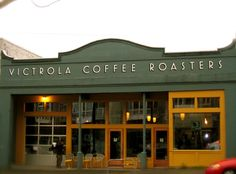 When in Seattle...Victoria Coffee Roasters