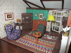 Miss Marple - salon Miss Marple, Table, Furniture, Home Decor, Homemade Home Decor, Mesas, Home Furnishings, Desk, Decoration Home