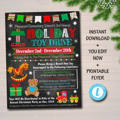Touch A Truck Fundraiser Flyer Printable Template Brunch Invitations, Printable Invitations, Printables, Invite, Church Fundraisers, Fundraising Events, Fundraiser Event, Fundraising Ideas, Christmas Toys