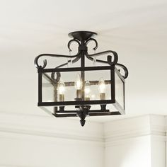 You'll love the Frankfort Semi Flush Mount at Birch Lane - With Great Deals on all products and Free Shipping on most stuff, even the big stuff.