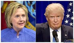 Trump narrows gap on Clinton in new…: The US presidential battle is too close to call, but one element is clear: Americans have soured on…