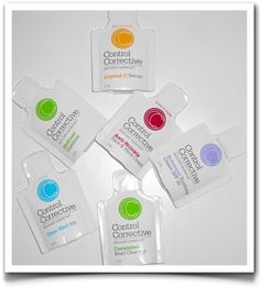 #fashionCHICsta!: Control Corrective An exclusive Press Sampler Pack. *Click image for review* #skincare #review @Control Corrective Skincare