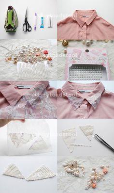 DIY collar