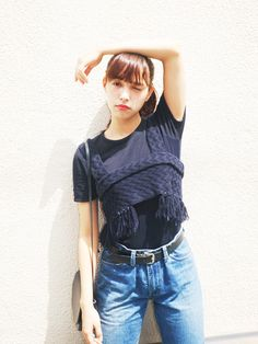 東京it girlsの着回しリレー/Vol.59 モーガン茉愛羅   FASHION   ファッション   VOGUE GIRL