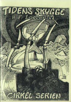 H.P.Lovecraft.dk: Lovecraft bøger
