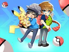 Pokemon Ian and Anthony