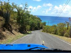 Explore St. John by Jeep! Visit caneelbay.com to book at Caneel Bay Resort