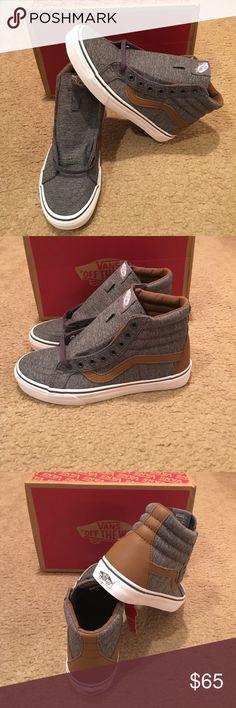 cae970890f54 Vans Denim C L SK8-Hi Reissue New in box. Prscp Dachshnd Vans Shoes