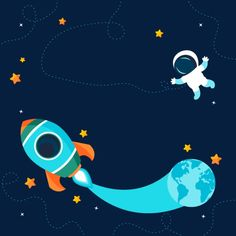 Space Party, Space Theme, Birthday Party Decorations, Party Themes, Moon Cartoon, Astronaut Party, Space Classroom, Watercolor Wallpaper Iphone, Planets Wallpaper