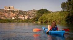 de #Moradebre a #Miravet amb #kayak