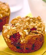 Weight Watchers Raspberry Muffins (4 Points)