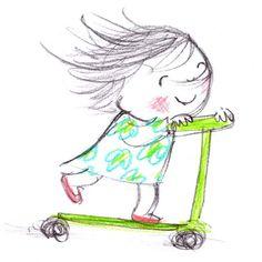 Jane Massey - professional children's illustrator