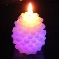 Unique Shaped Candles  #Candles