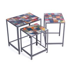 Passport Nesting Tables