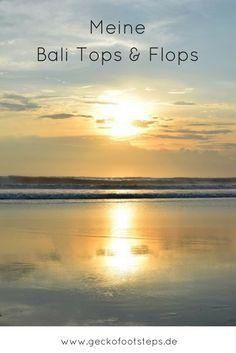 Bali - die tropische Trauminsel in Indonesien. Ja, ABER... lies hier meine Bali Tops & Flops, es ist nämlich nicht alles Gold, was glänzt.