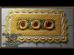 Crochet Table Runner, Crochet Tablecloth, Irish Crochet, Crochet Top, Crochet Videos, Crochet Designs, Crochet Flowers, Doilies, Floor Rugs
