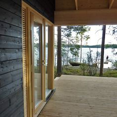 Modern Decor, Villa, Windows, Architecture, Room, House, Outdoor, Furniture, Cottages