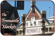 Fremantle's Markets including the Fremantle Market, eShed Markets and the Village Art Markets held in King's Square in Fremantle and South Beach Sunset Markets in Fremantle Western Australia. A Markets Map too! Westerns, Western Australia, Art Market, South Beach, Marketing, Sunset, Sunsets