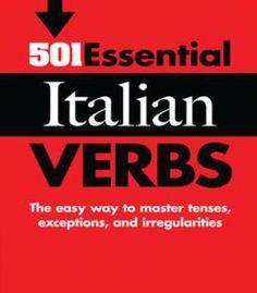501 Essential Italian Verbs PDF