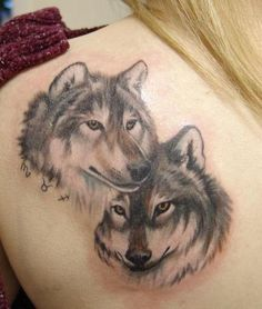 79 Meilleures Images Du Tableau Tatouage Loup Tattoo Wolf Animal