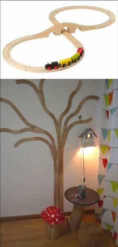 mommo design: IKEA HACKS FOR KIDS - LILLABO TREE