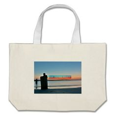 The Outer Banks. Canvas Bags