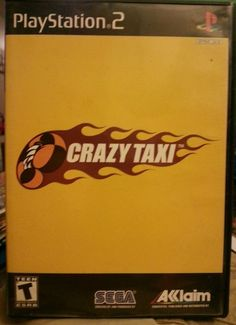 Crazy Taxi [Greatest Hits]  (Sony PlayStation 2, 2002) We have a bunch of great #videgames on @ebay @bowiebargains #playstation
