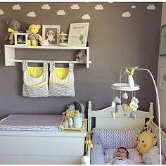 No photo description available. Baby Boy Rooms, Baby Bedroom, Baby Boy Nurseries, Baby Room Decor, Baby Cribs, Nursery Room, Kids Bedroom, Baby Nook, Parents Room