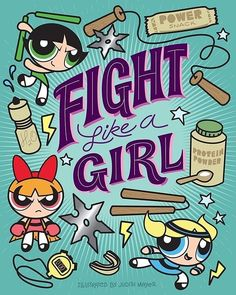 💗fight like a girl💗 Cartoon Network Adventure Time, Adventure Time Anime, Old Cartoons, Disney Cartoons, Boot Camp, Ppg And Rrb, Cartoon Tv, Book Cover Design, Girl Costumes