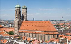 Munich Frauenkirche The Munich Frauenkirche (Full name: German: Dom zu Unserer Lieben Frau, English: Cathedral of Our Dear Lady) is a church in the Bavarian city of Munich that serves as. Switzerland Places To Visit, Norway Places To Visit, Places To See, Switzerland Trip, Visit Germany, Munich Germany, Germany Travel, Bavaria Germany, Luis Iv