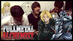 FullMetal Alchemist - Abertura 1 - Melissa (Acústico)